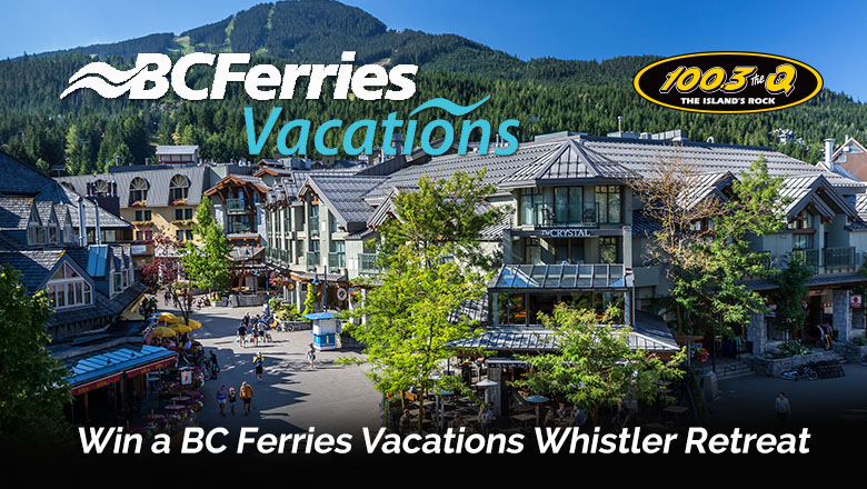 Feature: http://www.TheQ.fm/promo/bc-ferries-whistler/