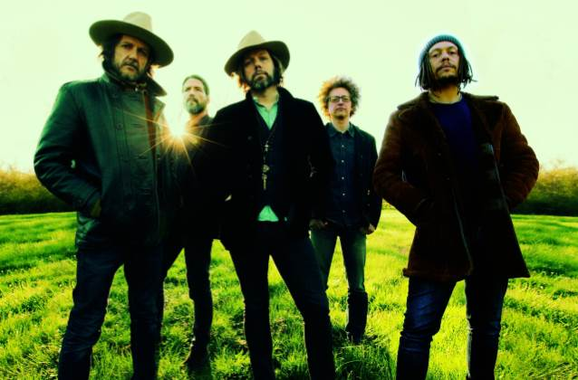 new music from The Magpie Salute, featuring former Black Crowes members