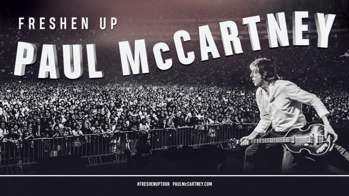 Paul McCartney announces Canadian tour dates