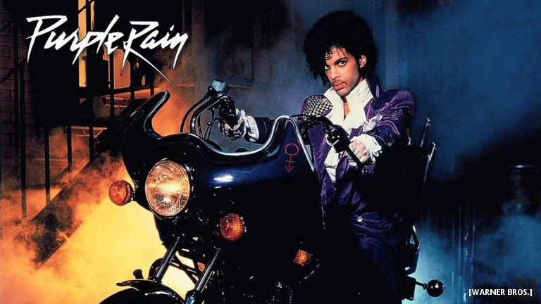 The Purple Rain Film Was Released 34 Years Ago Today, So Here's Prince Slaying On Guitar With A Bunch Of His Friends