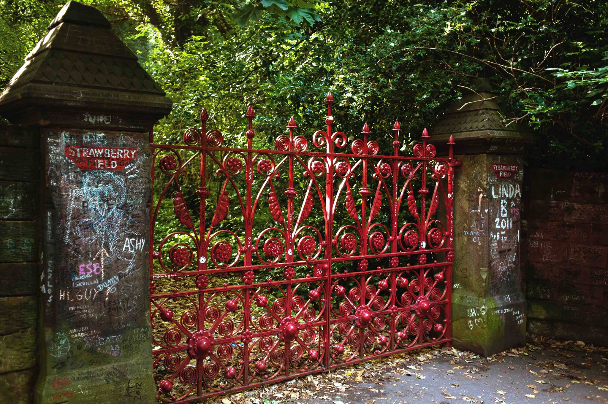 Strawberry Fields Will Open To The Public.