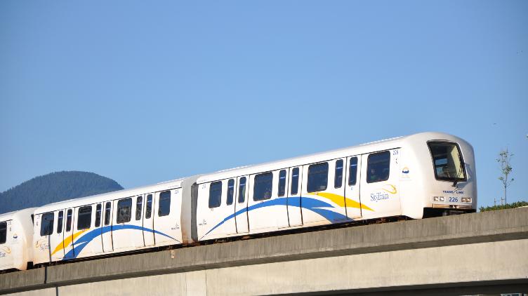 Seth Rogen, Vancouver Transit Talker