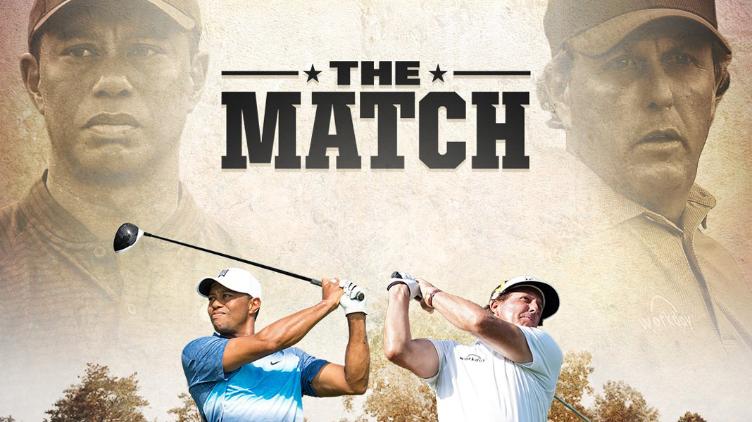 PPV Golf Rumble.
