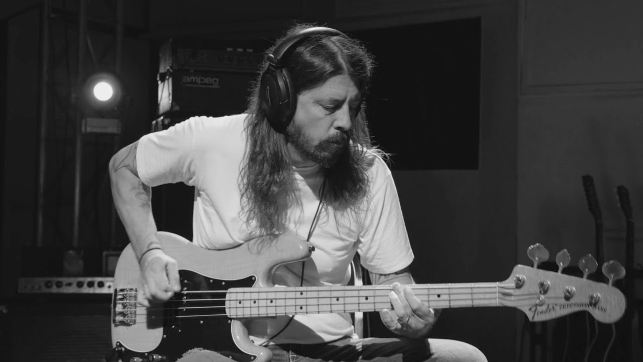 "Dave Grohl Announces ""Play"", A Two-Part Mini Doc."