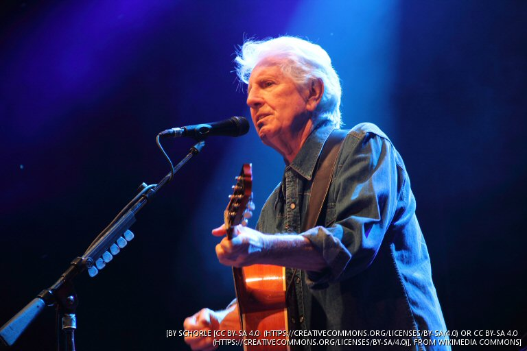 Graham Nash's New Video For Teach Your Children Features Embarrassments, Things About Which To Be Proud, And Tragedies Both Old And New