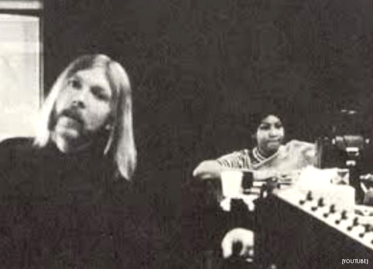 Aretha Franklin+The Band+Duane Allman=Another Reason To Miss The Queen Of Soul