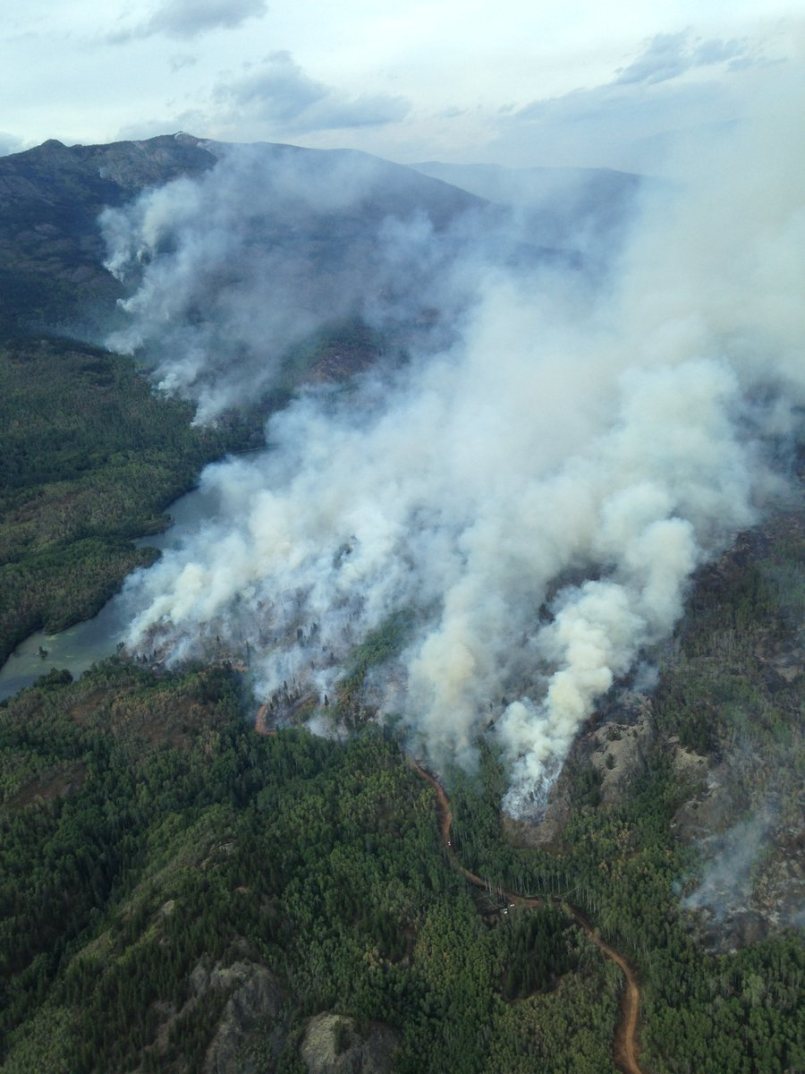 Province to match Red Cross donations for wildfires