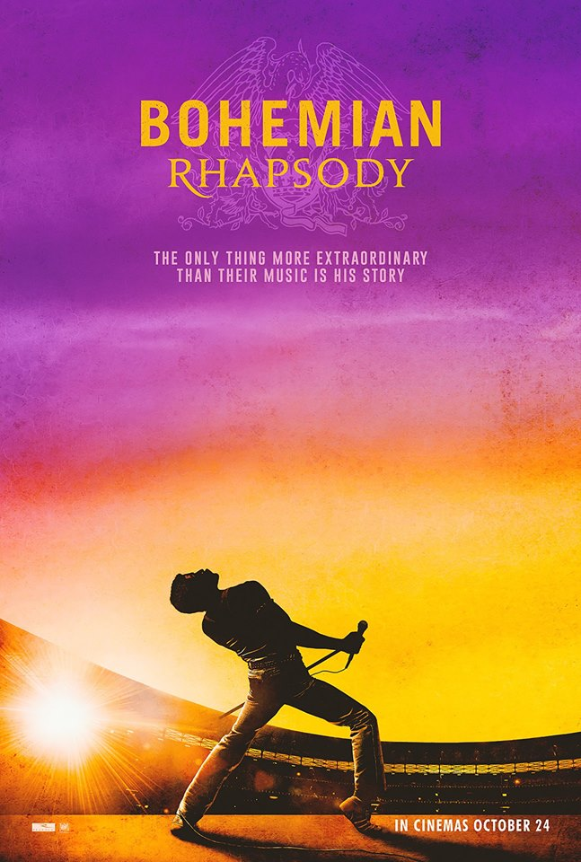 Queen Announce Bohemian Rhapsody Biopic Premiere.