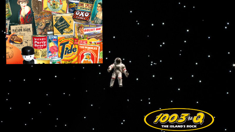 SPACE - The Final Advertising Frontier