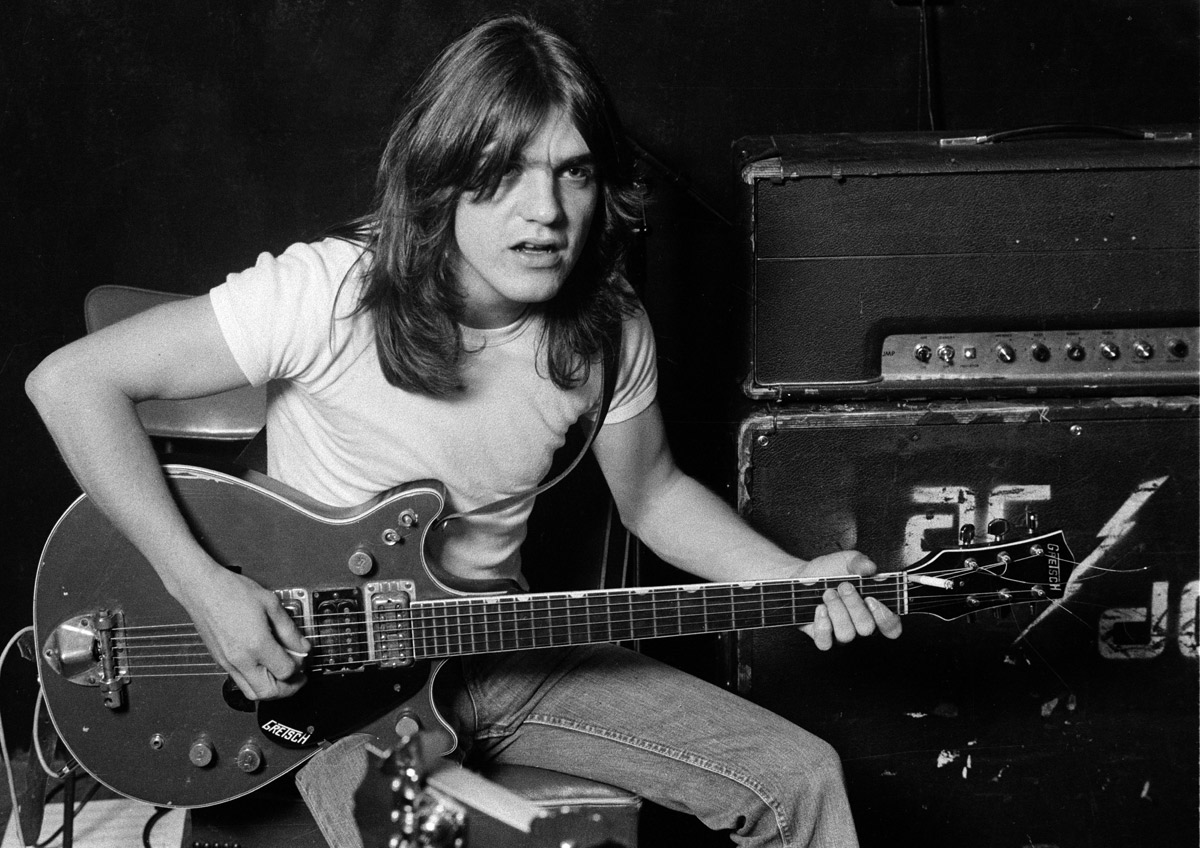 New AC/DC Album To Feature Unused Recordings By Malcolm Young?