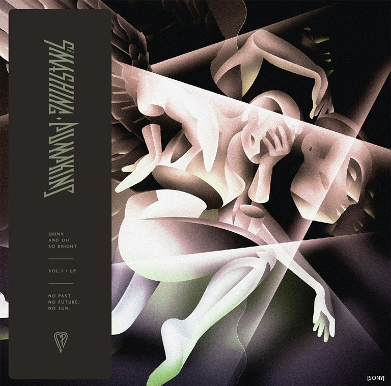 New Music From Smashing Pumpkins: Silvery Sometimes (Ghosts)