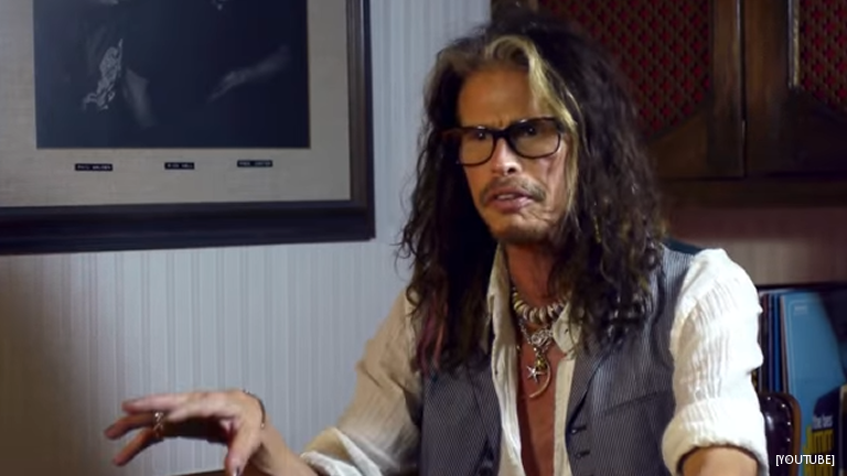 Steven Tyler Contributes A Rolling Stones Cover To The FAME Studios 60th Anniversary Compilation