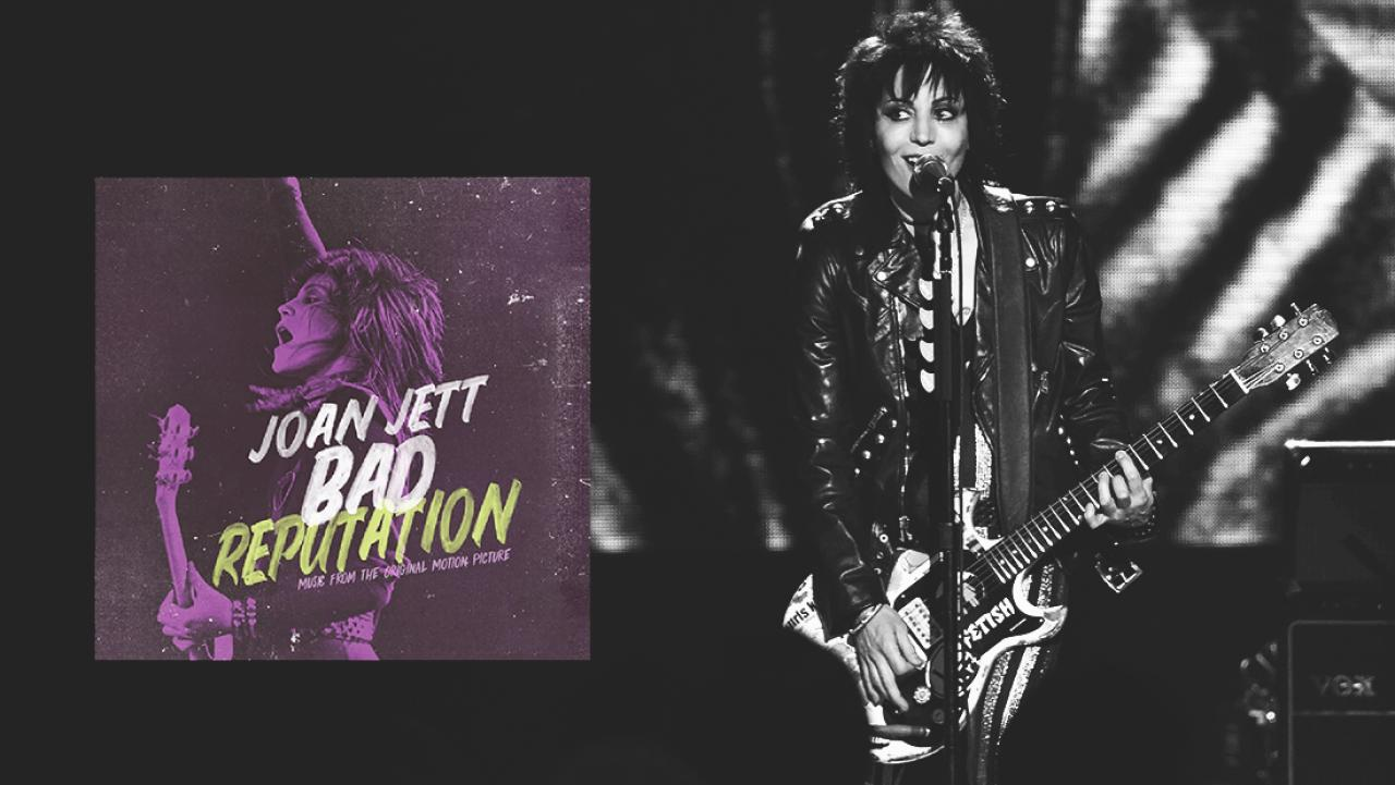 "New Song From Joan Jett - ""Fresh Start""."