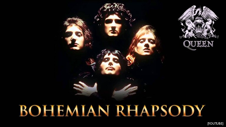 43 Years Ago Today: Queen Shoot The Bohemian Rhapsody Video | 100 3