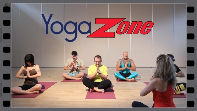 Yoga Zone with the Zoners