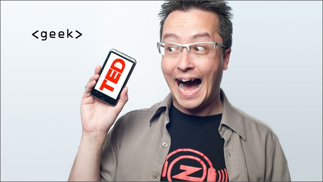 Bud's Weekly Geek-out :: TED in Vancouver