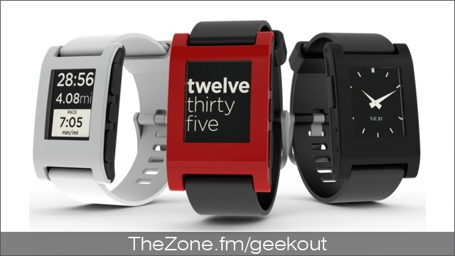 Bud's Mini Geek-out :: Smart watches everywhere!