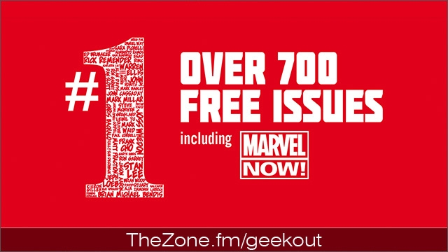 Bud's Mini Geek-out :: Free Marvel comics!