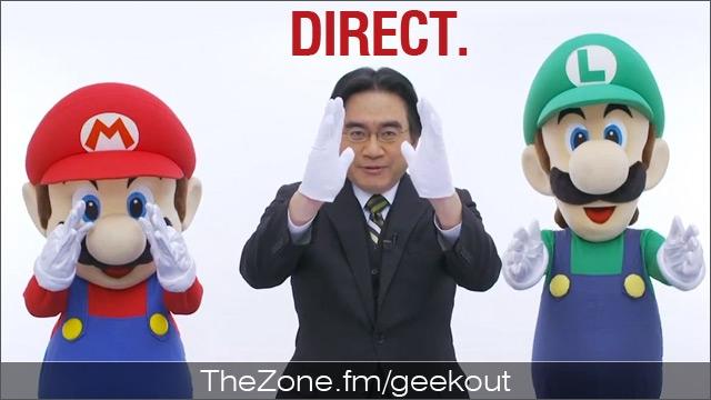 Bud's Mini Geek-out :: A new Legend of Zelda!