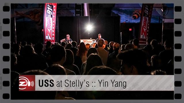 USS at Stelly's :: Yin Yang