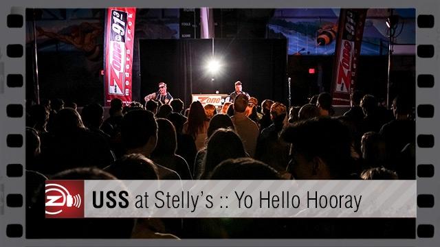 USS at Stelly's :: Yo Hello Hooray