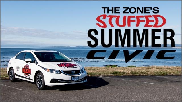 Stuffed Summer Civic