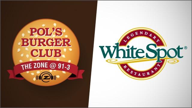 Pol's Burger Club (May 2015) :: White Spot