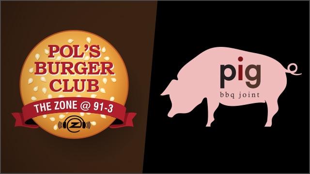 Pol's Burger Club (June 2015) :: Pig BBQ Joint