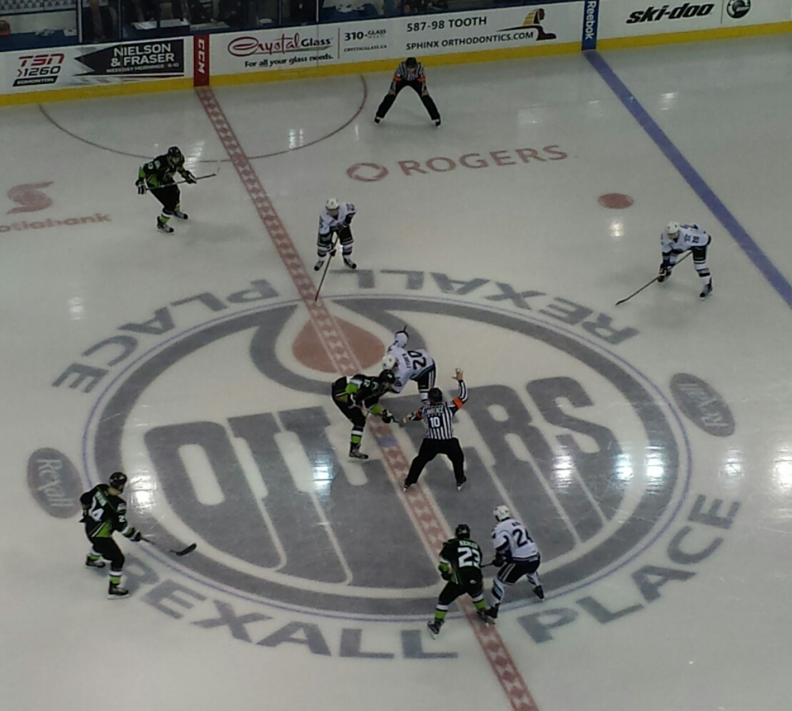Royals Up End Oil Kings 6-1 Monday