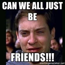 JennyWest - Facebook's Friends Day