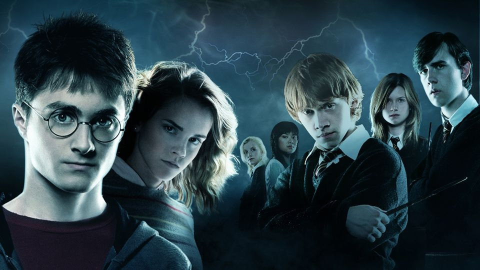 New Harry Potter stories!