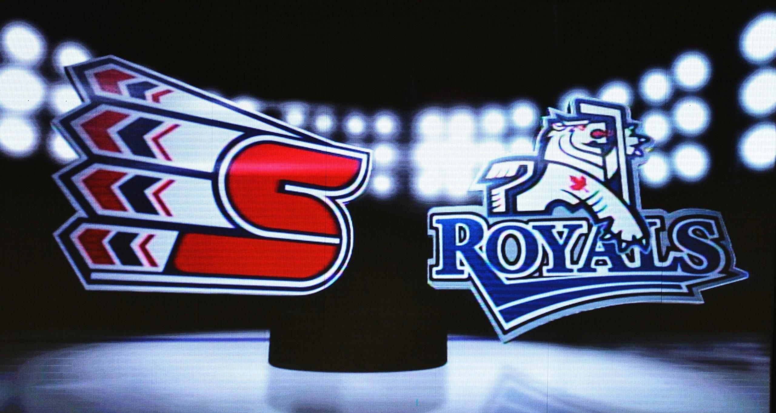 Royals Face Chiefs in Round 1 Playoffs