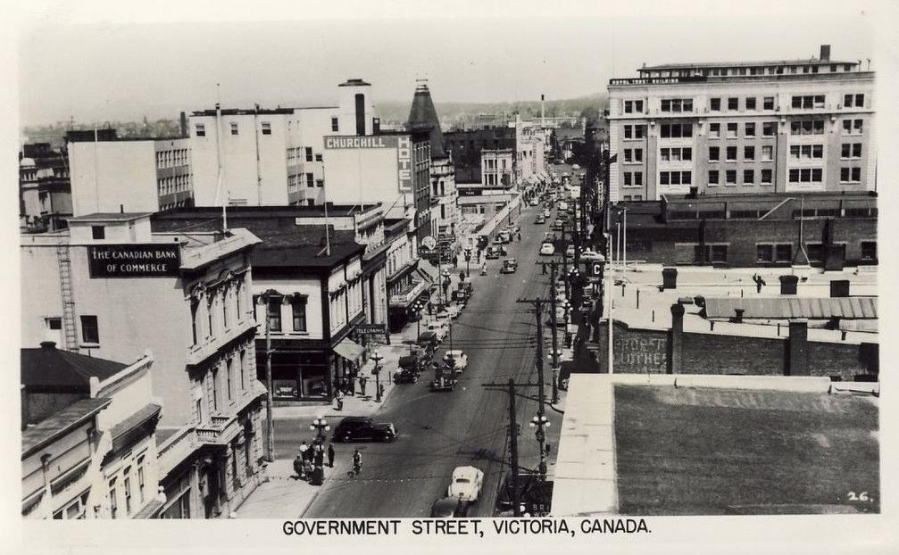 AWESOME Pics of Old Victoria, BC
