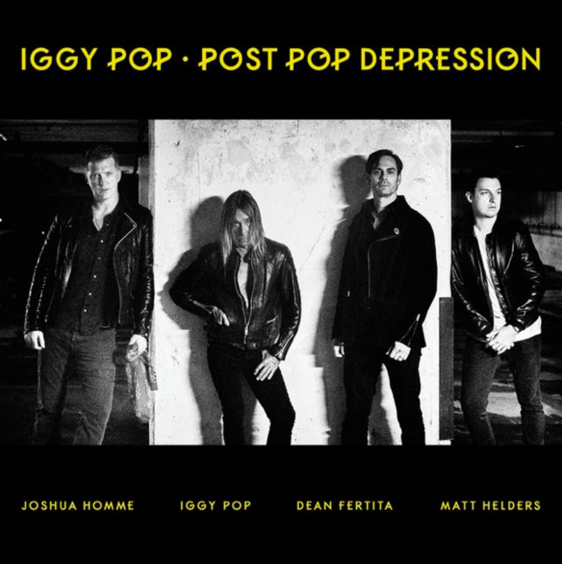 Stream: Iggy Pop and Josh Homme's collaborative album Post Pop Depression