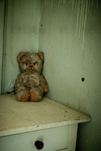Teddy Bears: The Most Haunted Toy