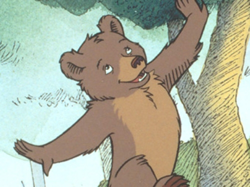 Bears in Animation