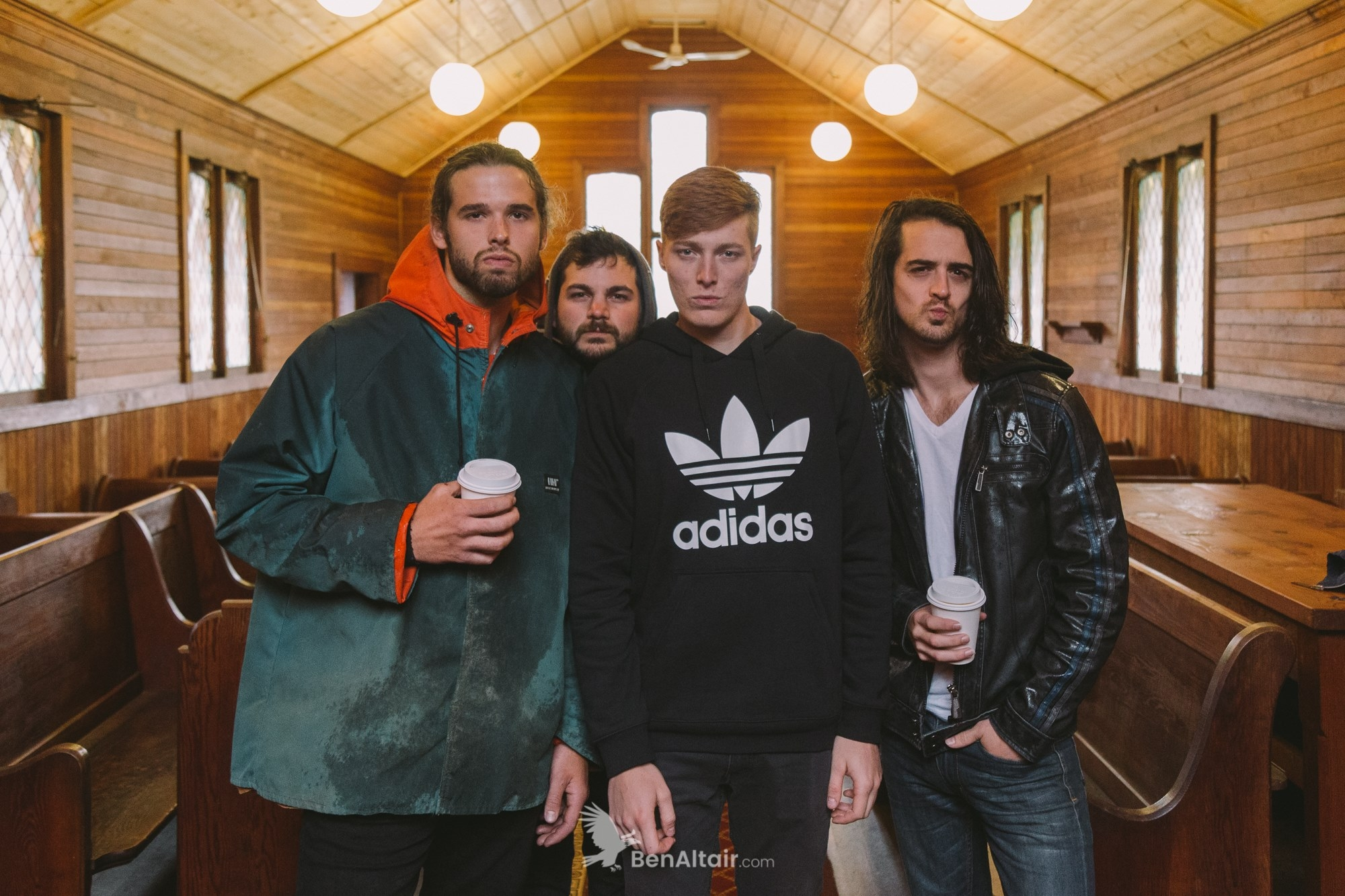Band of Rascals release beautiful lyric video