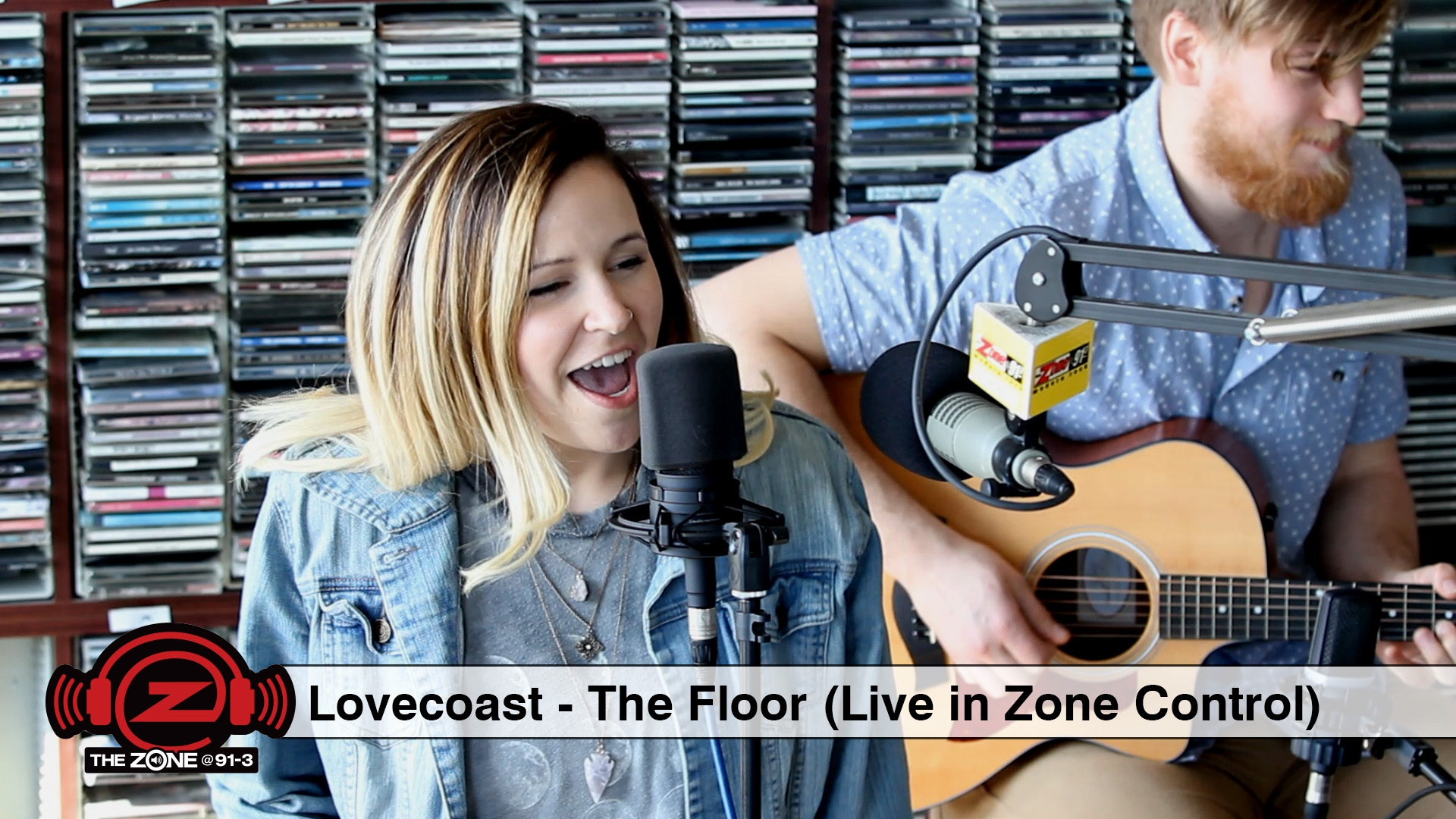 Lovecoast - The Floor (Live in Zone Control)