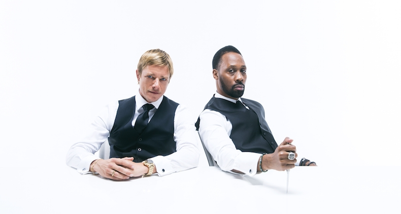 RZA and Interpol's Paul Banks combine!
