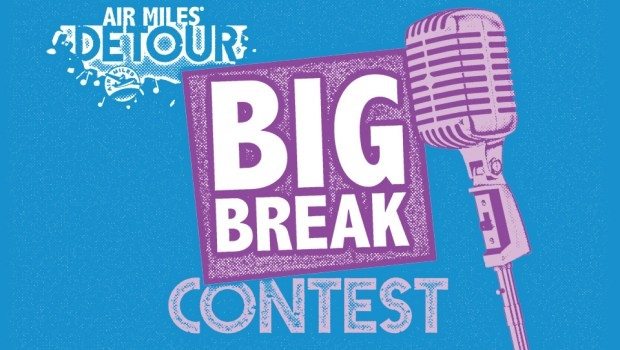 """Big Break"" Opportunity for Canadian Bands"