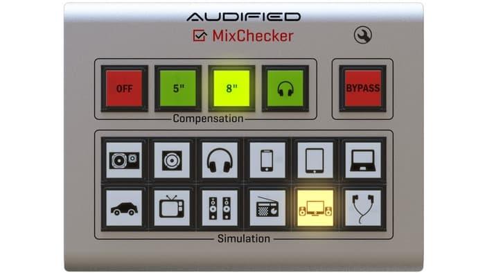 The Audified MixChecker