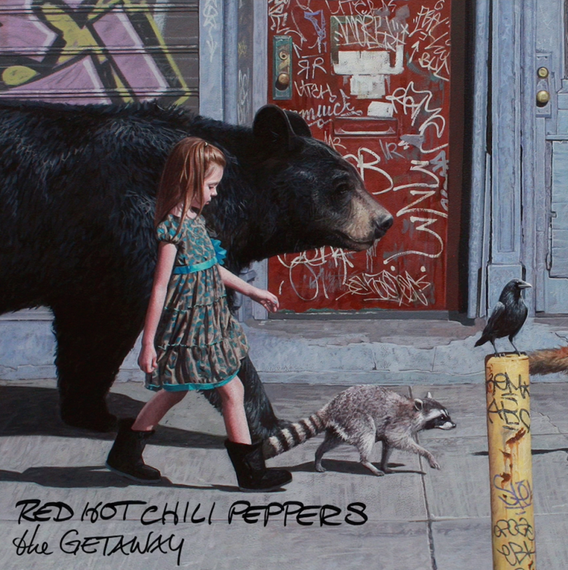 RED HOT CHILI PEPPERS RELEASE TITLE TRACK FROM 'THE GETAWAY'