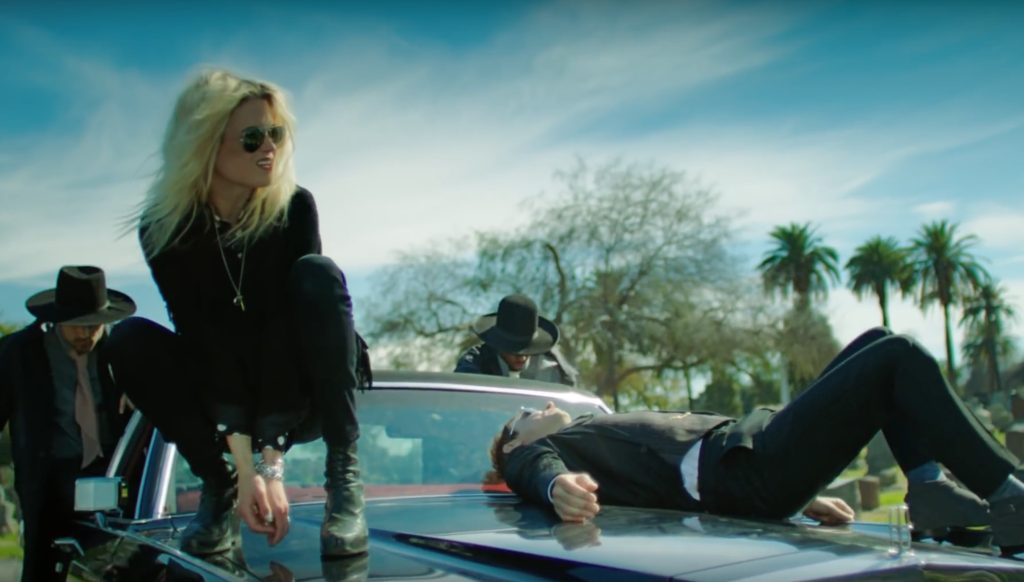 [WATCH] NEW MUSIC - The Kills - Doing It To Death