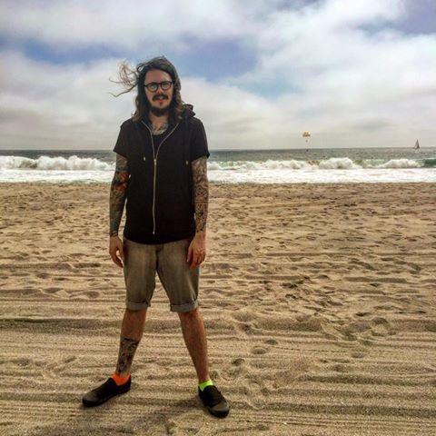 Jon went to LA