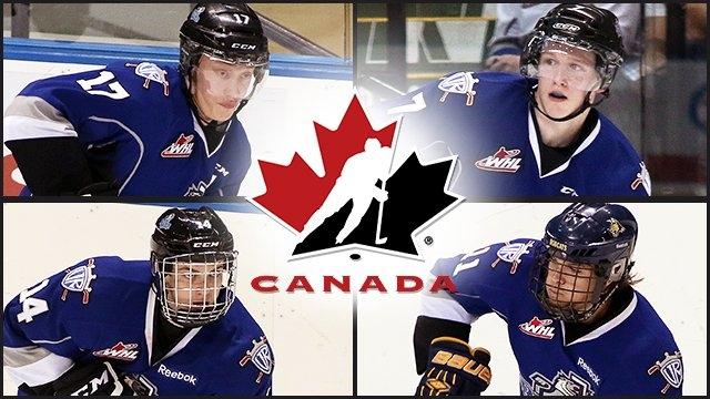 4 Royals to Hockey Canada's Summer Showcase