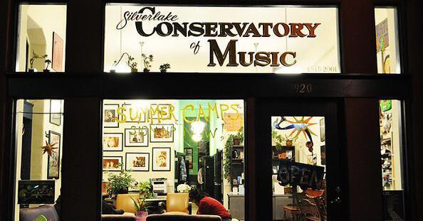 Flea's Silverlake Conservatory of Music