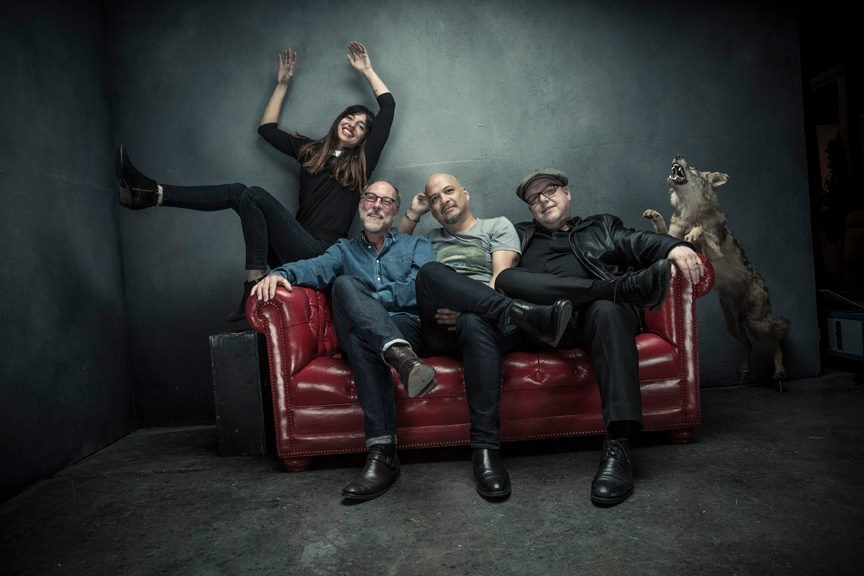 Pixies announce sixth album! {New song}