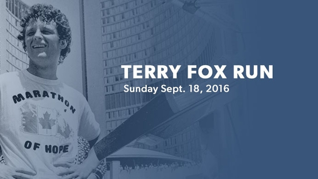Terry Fox Run & Great Canadian Hair Do