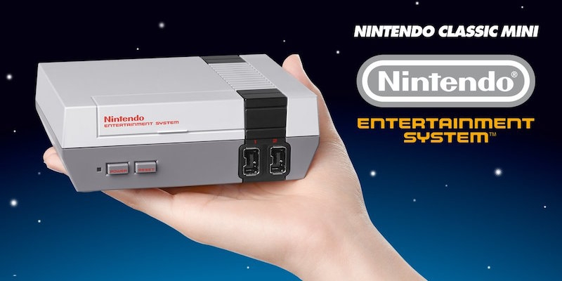 NES Classic Edition announced