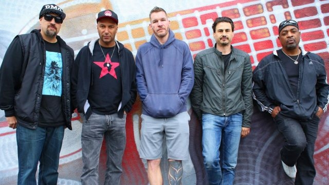 [LISTEN]: New Single from Prophets of Rage (and an interview w/ Tom Morello)